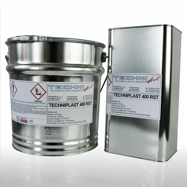 Techniplast 400 RST — эпоксидная грунтовка/праймер